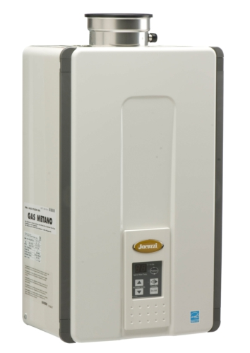 Jacuzzi Introduces New Tankless Water Heater Collection