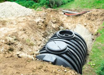 Build Septic Tank System