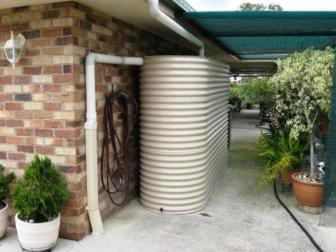 Installation of a Rainwater Tank to Save Water | USA Plumbing