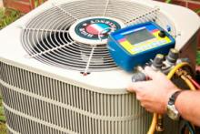 Air-Conditioning Maintenance