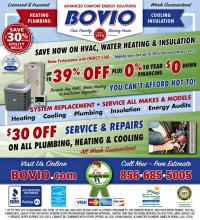 Bovio Heating and Air Conditioning is Now Offering Heating Repairs
