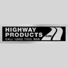 Highway Products custom toolbox website