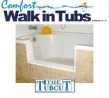 Comfort Walk in Tubs - TubcuT