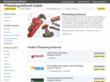 Plumbing School Guide