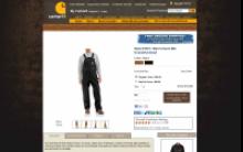 Carhartt Work Clothing
