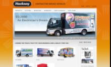 Hackney Plumbing Van