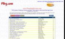 PLBG Plumbing Forum