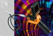"New Inspection Camera for Multiple Purposes: ""Voyager"" Snake Scope"