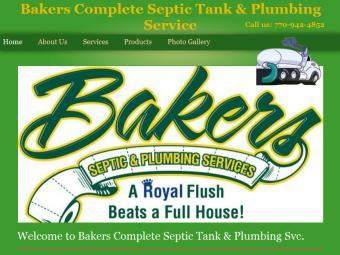 Septic Tank Service Atlanta