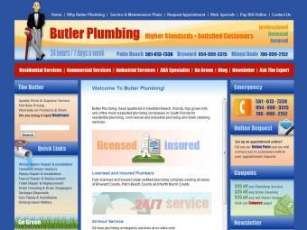 Butler Plumbing Deerfield Beach
