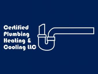 Certified Plumbing, Heating and Cooling
