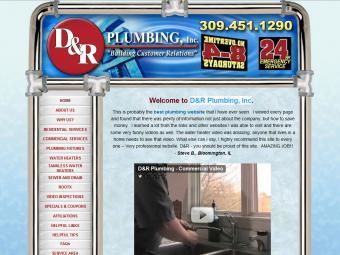 D&R Plumbing, Inc