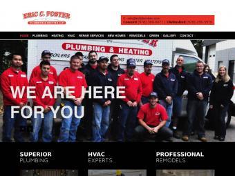 Eric C. Foster Plumbing & Heating LLC | USA Plumbing