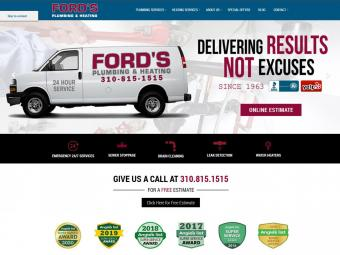 Ford's Plumbing