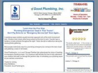 Good Plumbing