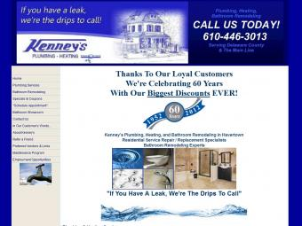 Kenney's Plumbing & Heating