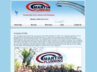 Martin Plumbing & Heating Company