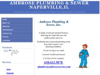 Ambrose Plumbing & Sewer